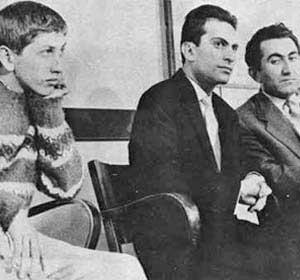 Fischer, Tal, Petrosjan