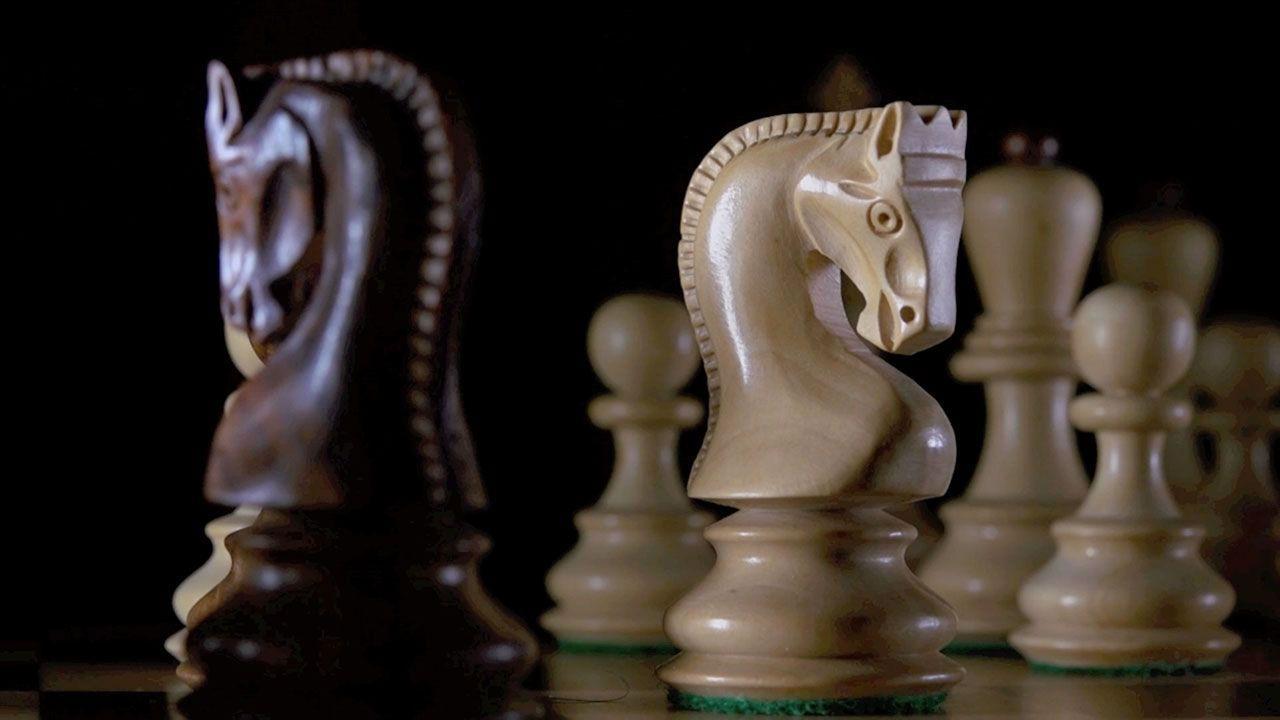 Zagreb chess set